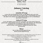 thumbnail of Julbord catering 2017