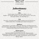 thumbnail of Julbordsmeny 2017