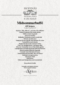 thumbnail of Midsommarbuffé 2017