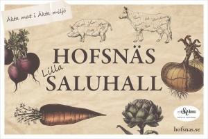 Hofsnäs Lilla Saluhall