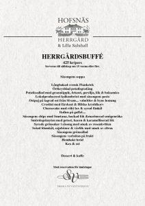 thumbnail of Herrgårdsbuffé 2018