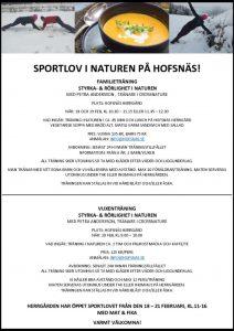 thumbnail of Träning sportlovet Petra